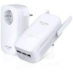 Urządzenie PLC TP-LINK AV1200 Powerline (TL-WPA8630 Kit) Darmowy odbiór w 19 miastach!