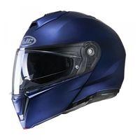 Kaski motocyklowe, Hjc kask systemowy i90 semi flat metallic blue