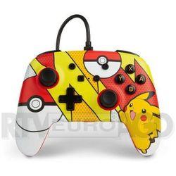 PowerA Switch Pad Bezprzewodowy Pokemon Pikachu Pop