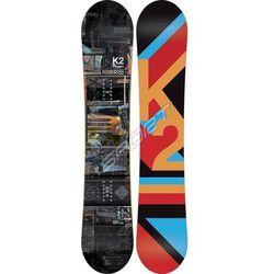 Deska snowboardowa K2 LifeLike flatline 157