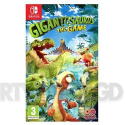 Gigantosaurus Gra Nintendo Switch