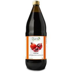 Bio granat sok organiczny 1l NatVita