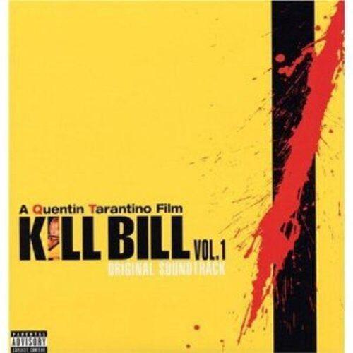 Pozostałe filmy, KILL BILL VOL.1 - Różni Wykonawcy (Płyta CD)