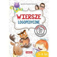 Książki dla dzieci, Wiersze logopedyczne, Lubimy się uczyć - Agnieszka Nożyńska-Demianiuk (opr. twarda)