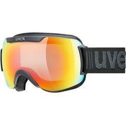 UVEX Downhill 2000 V Gogle, black mat/variomatic rainbow 2019 Gogle narciarskie
