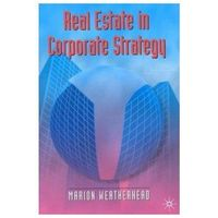 Biblioteka biznesu, Real Estate in Corporate Strategy (opr. twarda)