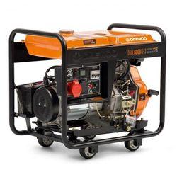 Agregat prądotwórczy diesel DAEWOO DDAE 6000XE-3