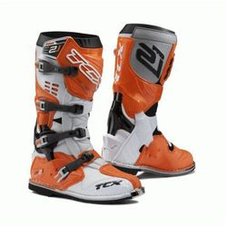 TCX BUTY PRO 2.1 WHITE/ORANGE