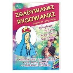 Zgadywanki rysowanki, zabawa dla całej rodziny (opr. miękka)