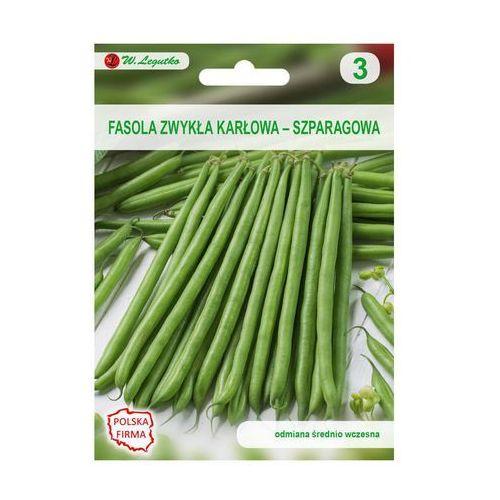 Nasiona, Fasola zwykła karłowa CROPPER TEEPEE nasiona tradycyjne 35 g W. LEGUTKO