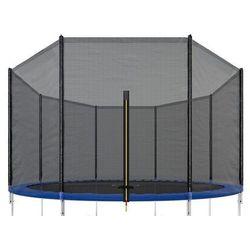 Siatka zewnętrzna do trampoliny 396 cm 13ft 8 słup