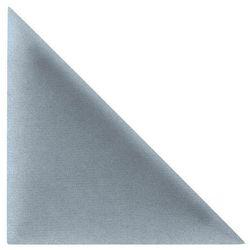 Panel ścienny tapicerowany Stegu Mollis trójkąty 30 x 30 cm jasnoniebieski 2 szt.
