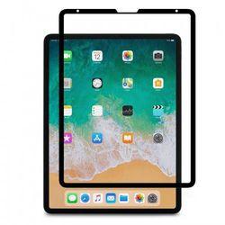 """Moshi iVisor AG - Ochronna folia anty-refleksyjna iPad Pro 12.9"""" (2018) (czarna ramka)"""