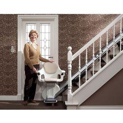 Krzesełko przyschodowe HOMEGLIDE na proste schody