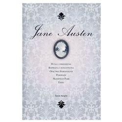 Jane Austen - Dzieła zebrane - Jane Austen DARMOWA DOSTAWA KIOSK RUCHU (opr. twarda)