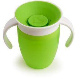 Munchkin Miracle® 360° Kubek Niekapek 207 ml kolor zielony