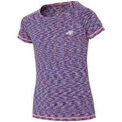 Koszulka sportowa dla dużych dziewcząt JTSD407 - MULTIKOLOR