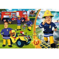 Puzzle 24 maxi Dzielny strażak Sam TREFL