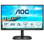 AOC Monitor 24B2XDA 23.8 cali IPS DVI HDMI Głośniki - 3 LATA GWARANCJI