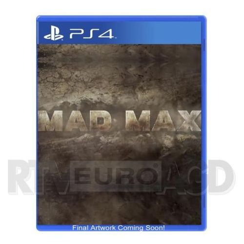 Gry na PS4, Mad Max (PS4)