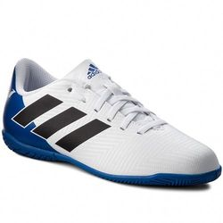 Buty adidas - Nemeziz Messi Tango 18.4 I DB2398 Ftwwht/Cblack/Fooblu