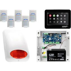Alarm System Ropam NeoGSM-IP 5x Bosch TPR-4BS Sygnalizator Powiadomienie GSM