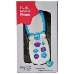 Telefon z lusterkiem