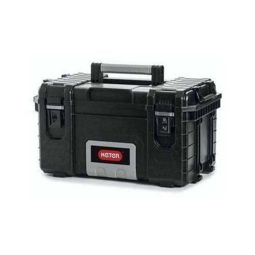 Skrzynki narzędziowe, KETER Skrzynka narzędziowa Rigid tool box czarny/czerwony - DARMOWA DOSTAWA OD 95 ZŁ!