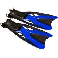 Maski, płetwy i fajki, Waimea Regulowane płetwy do pływania dla dorosłych 37-41 88DP