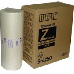 Riso 2 x matryca A4 Z type 30, S-4250, S4250