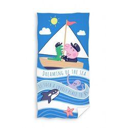 Ręcznik kąpielowy Świnka Peppa 1Y38IF Oferta ważna tylko do 2023-05-28