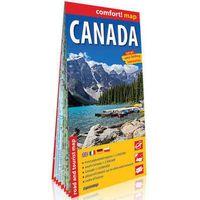 Mapy i atlasy turystyczne, Kanada (Canada) comfort! map laminowana mapa samochodowo - turystyczna