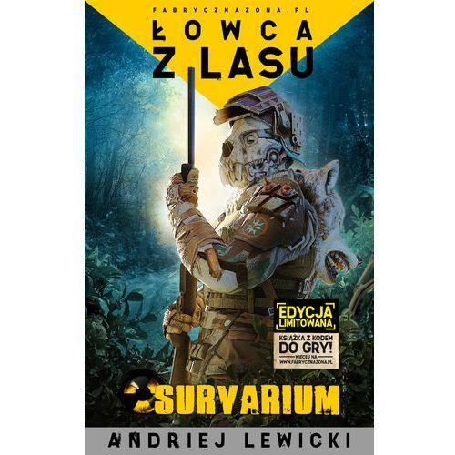 Książki fantasy i science fiction, Łowca z lasu - Dostępne od: 2014-11-28 (opr. miękka)