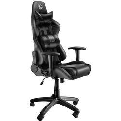 Fotel DIABLO X-One Czarny + Zamów z DOSTAWĄ JUTRO! + DARMOWY TRANSPORT!
