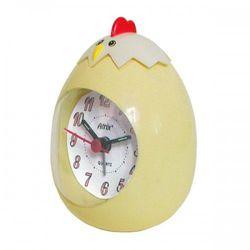 Budzik kwarcowy jajko czy kura?