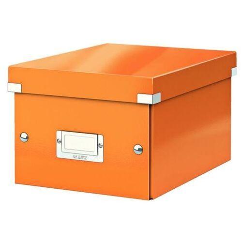 Kartony i pudła archiwizacyjne, Pudło uniwersalne Leitz Wow 6043-44 pomarańczowe