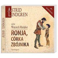 Audiobooki, Ronja, córka zbójnika (audiobook CD) - Astrid Lindgren