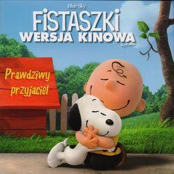 Prawdziwy Przyjaciel Fistaszki Wersja Kinowa - Charles M. Schulz (opr. broszurowa)