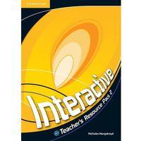 Książki do nauki języka, Interactive 2. Teacher's Resource Pack (opr. miękka)