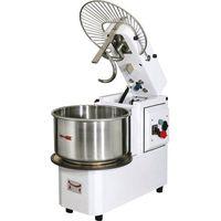 Roboty i miksery gastronomiczne, Mikser spiralny ze zdejmowaną dzieżą, 2 prędkości, 25 kg | STALGAST, 786502