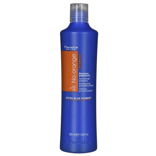 Mycie włosów, Fanola No Orange | Szampon neutralizujący ciepłe odcienie ciemnych włosów 350ml