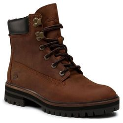 Trapery TIMBERLAND - London Square Boot TB0A2963203 Md Brown Full Grain