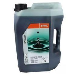 Olej syntetyczny do silników dwusuwowych STIHL HP SUPER 5l (na 250 litrów benzyny) NEGOCJUJ CENĘ! => 794037600, MIKOŁAJ 2019, DOSTAWA OD RĘKI!