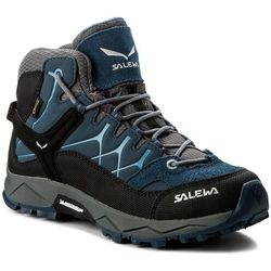 Trekkingi SALEWA - Alp Trainer Mid Gtx GORE-TEX 64006-0365 Dark Denim/Charcoal