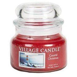 Village Candle Świeczka zapachowa Boże Narodzenie w porcie – Coastal Christmas, 269 g