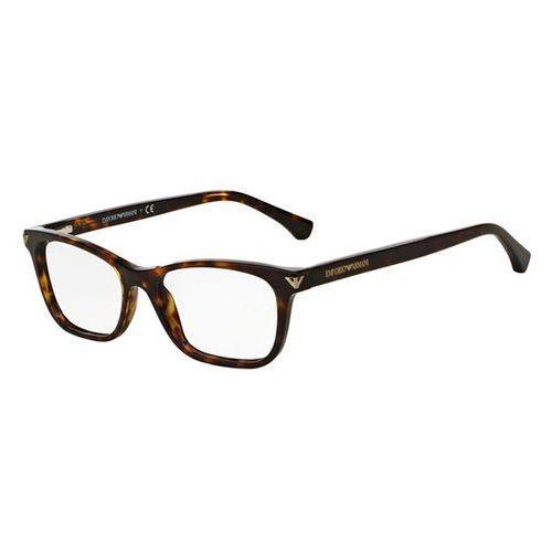 Okulary korekcyjne, Okulary Korekcyjne Emporio Armani EA3073F Asian Fit 5026