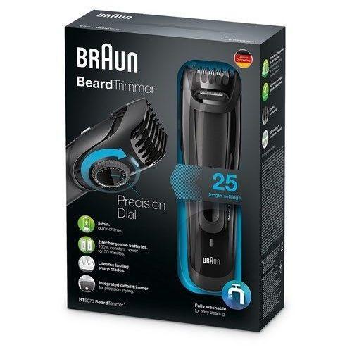 Maszynki do strzyżenia i trymery, Braun BT 5070