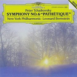 P.I Tchaikovsky - Symph.No.6'pathetique'