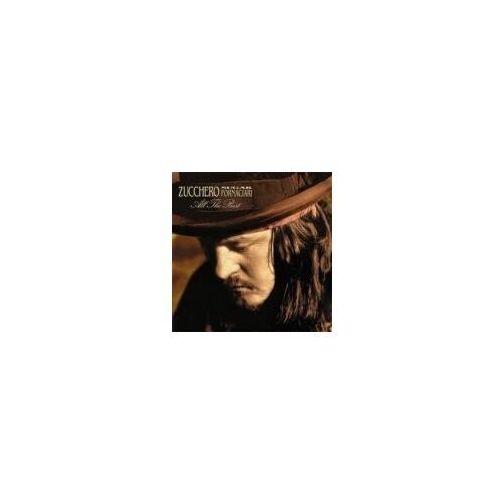 Pozostała muzyka rozrywkowa, ALL THE BEST - Zucchero (Płyta CD)