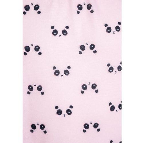 Koszule dla dzieci, Carter's PANDA FACE 2 PACK Koszula nocna offwhite